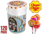 Chupa Chups Ice Cream Limited Edition Collectable Tin 120pk 1