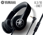 Yamaha HPH-Pro 300 Series Headphones - Black 1