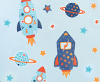 Little Chipipi Moveables Mini Wall Stickers - Outer Space 2
