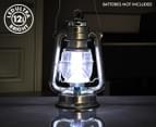 Vintage-Style 12-LED Lantern 1