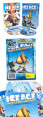 Ice Age Mammoth DVD 4-Disc Set (PG) + Activity Book 4