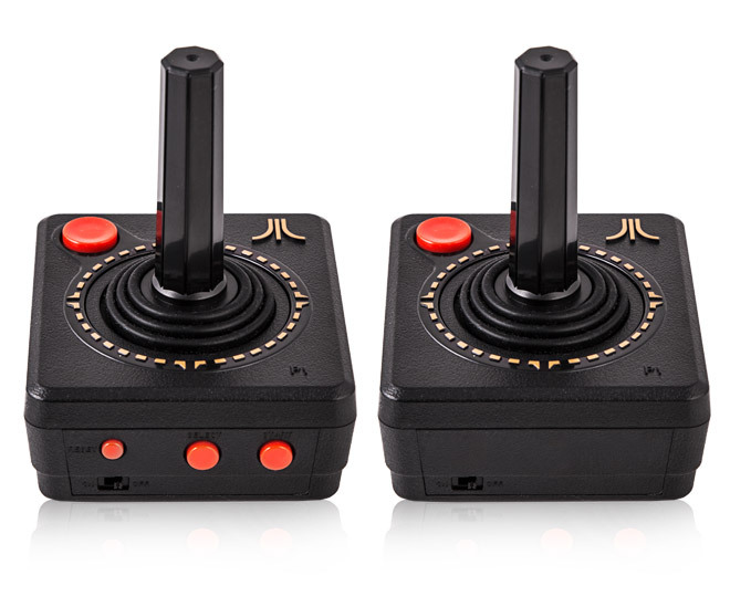 atari flashback 4 classic game console. Black Bedroom Furniture Sets. Home Design Ideas