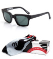 Electric Bunsen Retro Sunglasses - Black Gloss 4