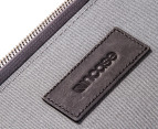 "Incase 13"" Leather Macbook Pro Sleeve - Black/Grey 2"