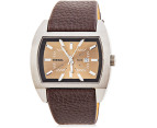 Diesel Men's East/West Watch - Bronze/Brown 1