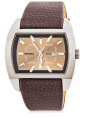 Diesel Men's East/West Watch - Bronze/Brown 3