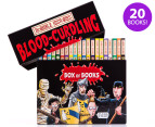 Horrible Histories 20-Book Blood-Curdling Box Of Books 1