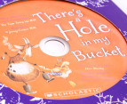 There's A Hole In My Bucket Paperback Book & CD 2