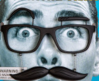 Novelty Moustache Glasses 2