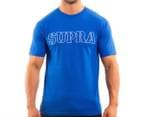 Supra Men's Mark Tee - Royal 1