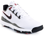 Nike Men's TW '14 Free Golf Shoe - White/Black 4