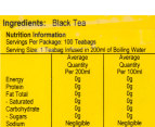 2 x Lipton Yellow Label Teabags 100pk  4