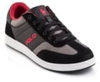 Polo Ralph Lauren Men's Hereford - Black/Red 2