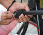 Knog Kabana Cable Bike Lock - White 2