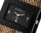 Fiorelli Women's Romana Watch - Lizard 2