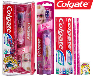 Colgate Barbie Back 2 School Oral Care Pack