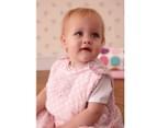Grobag Button Rose 1.0 Tog Baby Sleep Bag - 18-36 Months 2