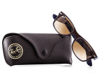 Ray-Ban Wayfarer Sunglasses - Top Brown On Blue 3