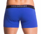 Freshjive Men's Jive Trunks - Blue 3