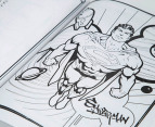 Superman Colouring & Activity Book 2