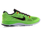 Nike Men's Lunarglide+ 5 - Flash Lime/Black 2