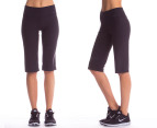 Nike Women's Legend 2.0 Regular Poly Capris - Black 1