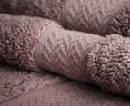 Sheridan Ryan 630GSM Bath Towels 4-Pack - Smokey Rose 2