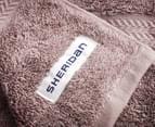 Sheridan Ryan 630GSM Bath Towels 4-Pack - Smokey Rose 3