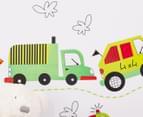 Children's Wall Decals - Cars & Trucks 2