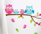 Children's Wall Decals - Happy Family 3
