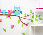 Children's Wall Decals - Happy Family 2