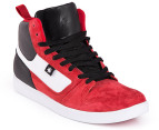 DC Men's Landau High Unrestricted Shoe - Red/Black 2