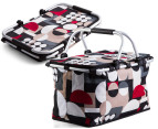 Easy Insulated Collapsible Shopping Carrier - Vogue 1