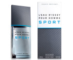 Issey Miyake L'Eau D'Issey Pour Homme Sport EDT 100mL 5