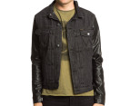 Wrangler Men's Shadows Jacket - Black 1