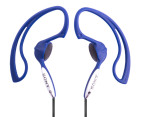 Sony In-Ear MDR-J10 Lightweight Headphones - Blue 2