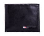 Tommy Hilfiger Stockton Coin Wallet - Black 4