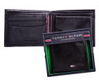 Tommy Hilfiger Stockton Coin Wallet - Black 1