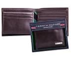 Tommy Hilfiger Fordham Billfold Wallet - Brown 1