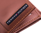 Tommy Hilfiger Cambridge Trifold Pull-Up Wallet - Tan 2