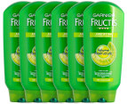 6 x Garnier Fructis Volume Restructure Conditioner 250mL 3