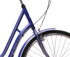"Progear Riverside Cruiser 700cm x 17"" Bike - Purple 2"