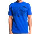 Rusty Men's Superstition Tee - Royal 1