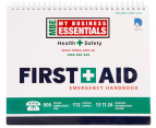 First Aid Emergency Handbook 4
