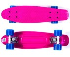 Retro Skateboard - Pink/Blue 3