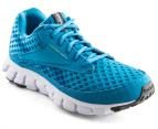 Reebok Women's SmoothFlex Cushrun - Blue/White/Grey 4