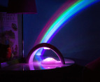 Rainbow Night-time Light Projector 1