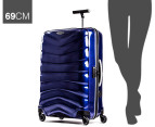 Samsonite 69cm Firelite Spinner - Deep Blue 1