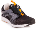 PUMA Men's Future Disc Lite - Black/Zinnia 1
