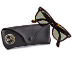 Ray-Ban Original Wayfarer Sunglasses - Tortoise Polarised 3